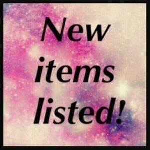NEW ITEMS LISTED. Welcome to my closet